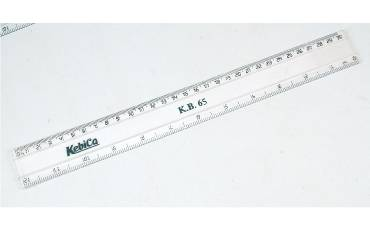 Scale Plastic KB-65 12 INCH