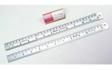Scale Steel Ordinary/ Economical 12 INCH