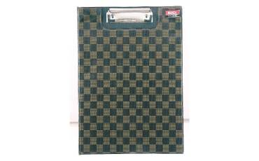 A-4 Folding Clip Board With  Pocket