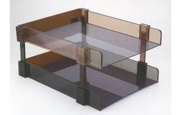 Acrylic File Tray 10.5x14.5 Inch