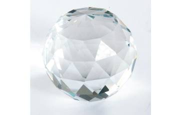 Paper Weight 15 Crystal Ball 3.8 CM Dia