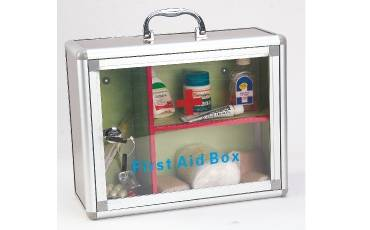 First Aid Box Big 118 10x12x5 Inch