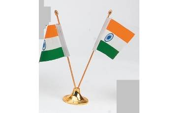Flags 6 INCH BRASS ROD FLAG