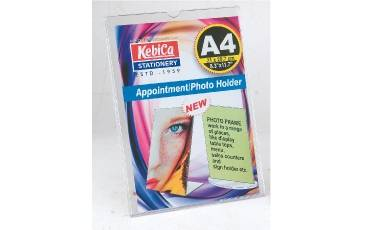 Appointment Photo Holder A-6 L SHAPE IM STAND (21x29.7 cm) 8.3